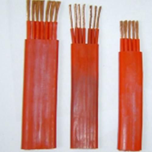 铜芯和铝芯聚氯乙烯绝缘聚氯乙烯护套扁形电缆